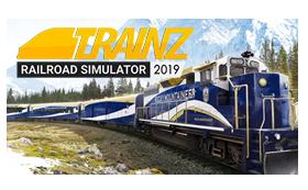 Trainz Railroad Simulator 2019 (TRS19)