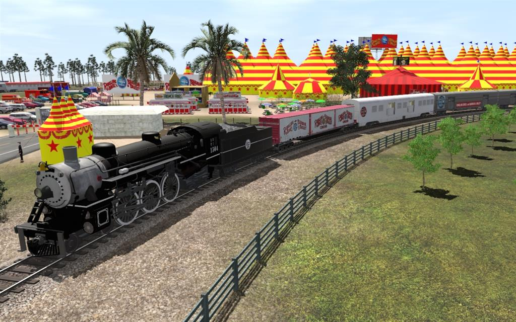 Trainz Route Preview Image