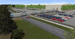 CDE Auto Plant Chrysler