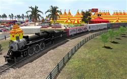 Florida Rail Road Museum Model Railroad CDE